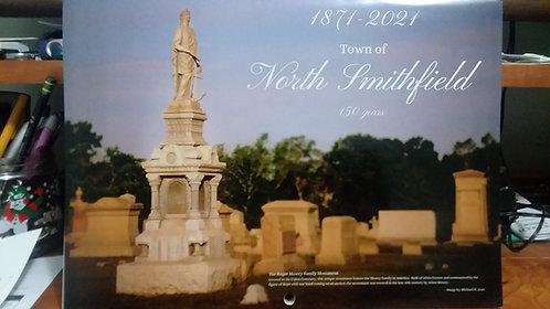 2021 North Smithfield Calendar