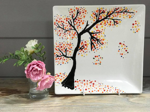 Autumnal square plate.jpg