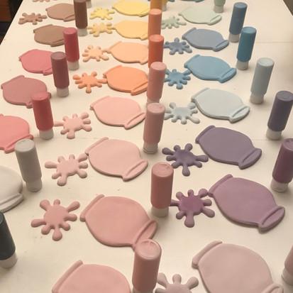 Ceramic Base Paints at Pot en Ciel