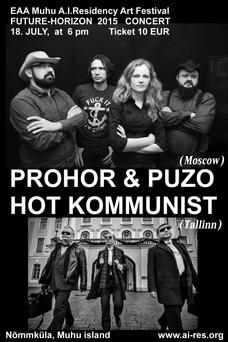 Prohor&Puzo - Festival concert