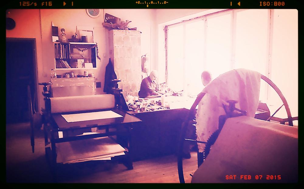 A.I. Residency, Artist-in-Residency Estonia.