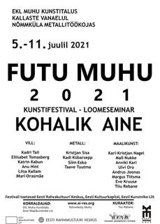 KOHALIK AINE-FUTU MUHU 2021