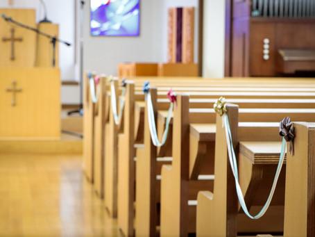 日曜礼拝に出席される方々へ―当教会の感染症対策―