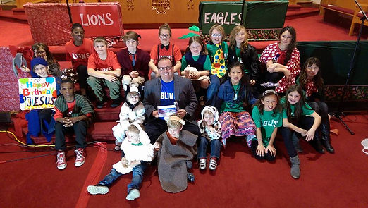 2015 Zion Kid's Christmas Play