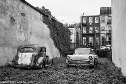 Abandoned Cars, NY