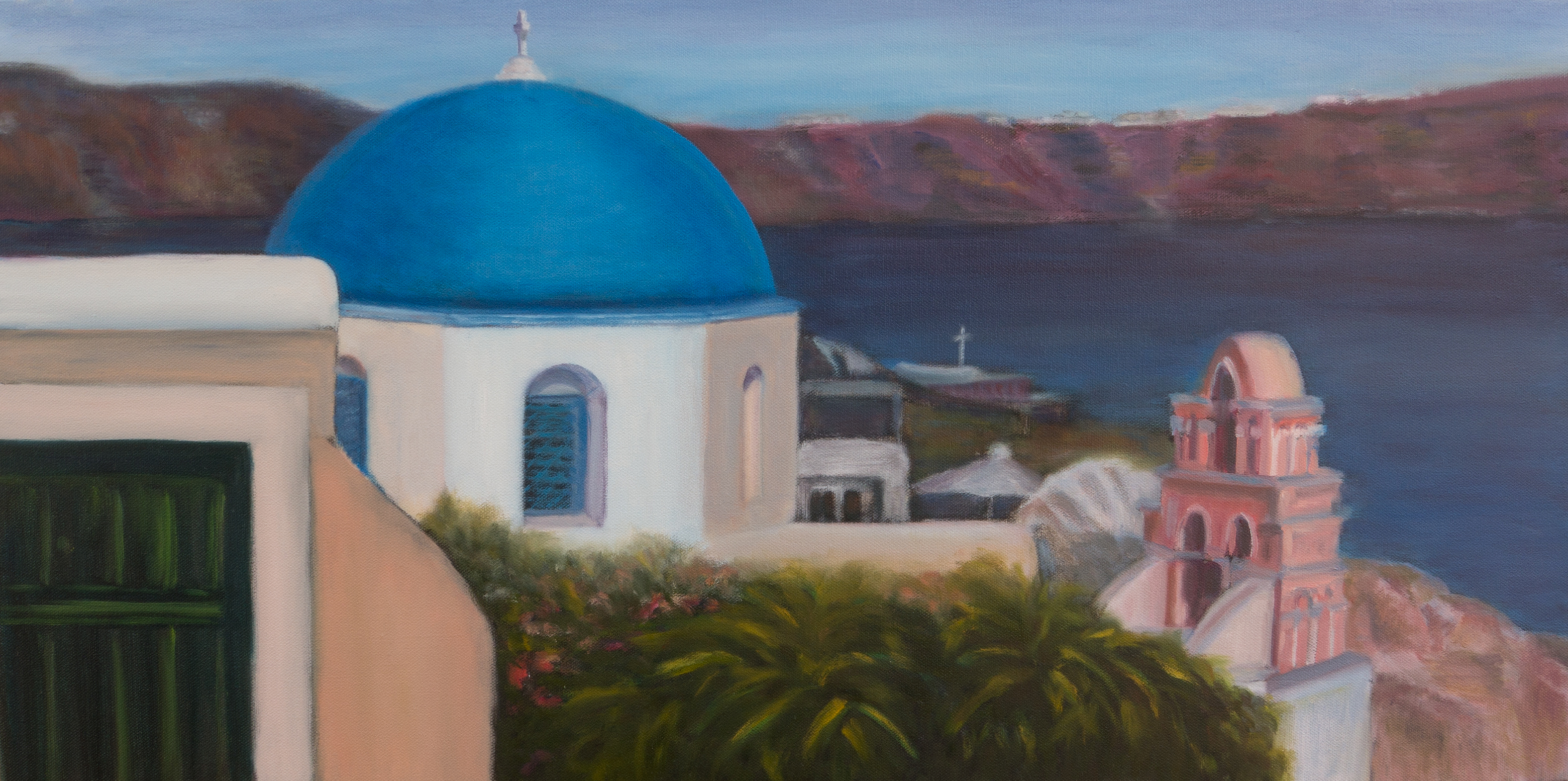 Santorini, a different Perspective