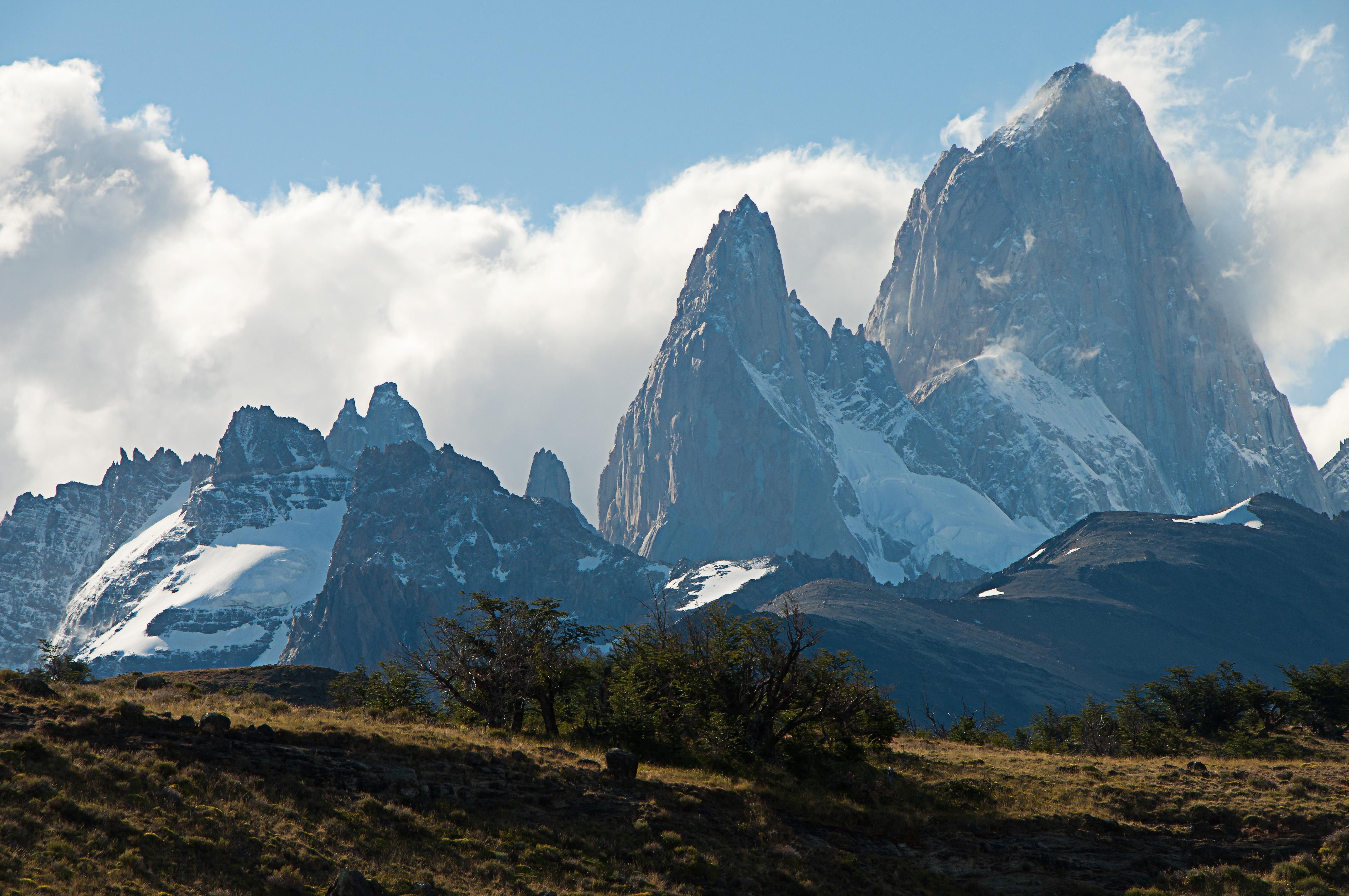 Cerro Fitz Roy, Patagonia