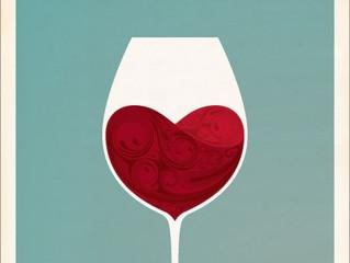 С Днём всех влюбленных в вино и в друг друга