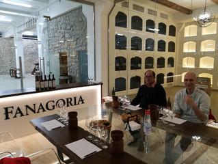 В гостях винодел из Австралии. 19-20 апреля (Фанагория)