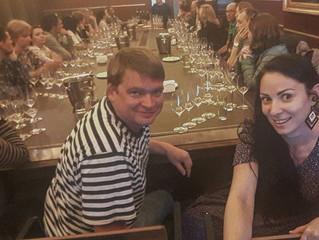 Wine trip для международной группы Лиманоидов.