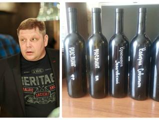 Дмитрий Гусев- северный винодел Юга России.