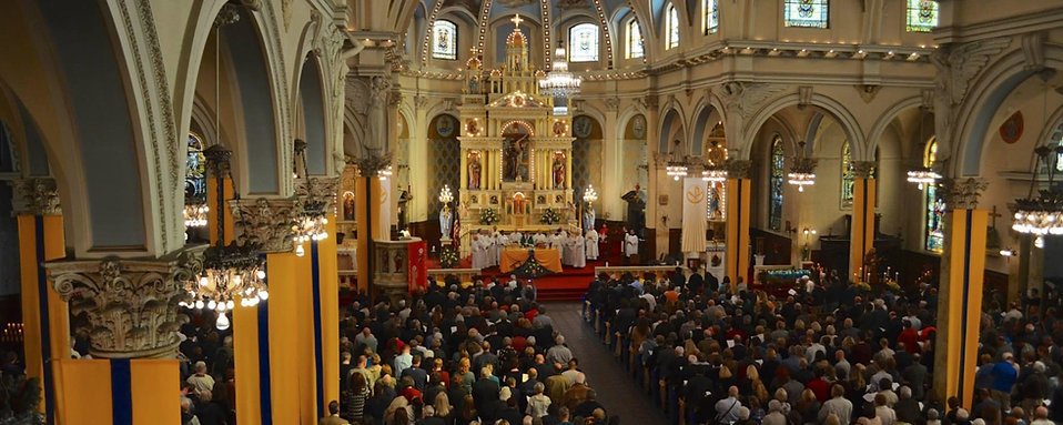 St. Francis D'Assisi, Detroit MI