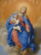 Our Lady of the Rosary, Image Public Domain