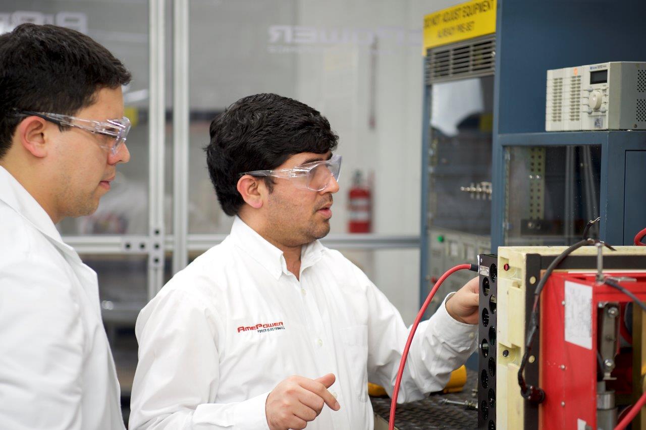 AmePower Testing 2
