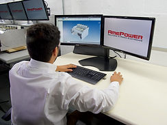 AmePowe 3D Design