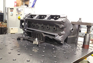 Restoration engine