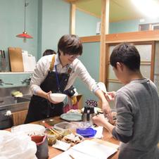 少人数での料理教室を開催することも可能。あなたはコミュニティキッチンを使ってどんな活動をしてみたいですか?