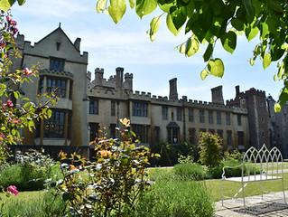 Through the  secret garden gate of Lambeth Palace