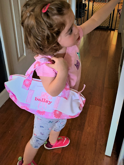 Ballet Duffel Bag with Personalization