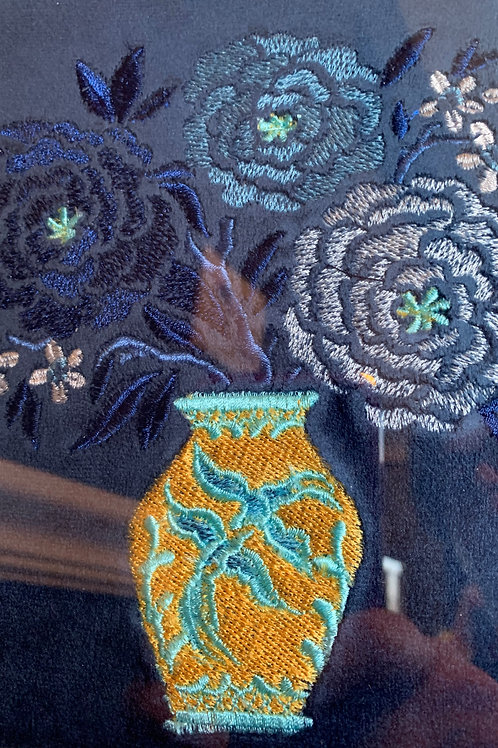 Chinoiserie Embroidery