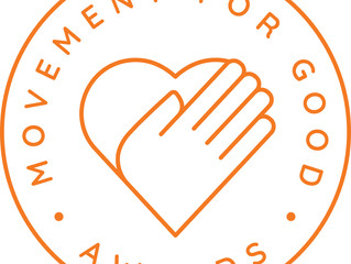 500 charities to receive £1,000 each in Movement for Good awards