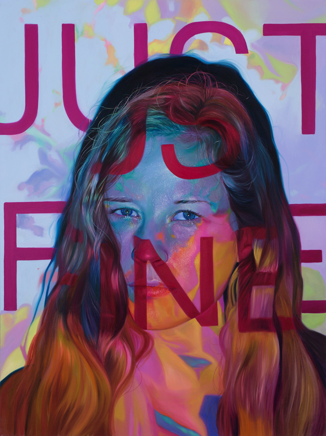 Just Fine - Jen Mann