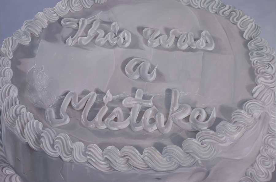 Mistake Cake - Jen Mann