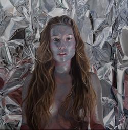 SelfPortraitAsAReflection- Jen Mann