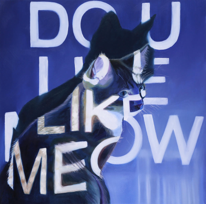 Do you like meow?- Jen Mann