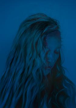 TRUE BLUE - Jen Mann
