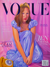 cover girl - Vogue