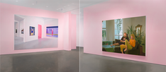 gladstone gallery diptych