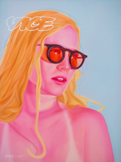 cover girl - vice