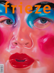 cover girl - frieze