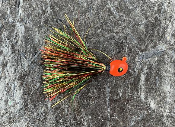 Wedgehead (Walleye) Jig 1/4 oz