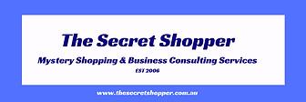 The Secret Shopper logo