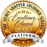 The Secret Shopper Award logo