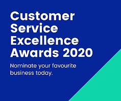 Customer Service Excellence Awards 2020.