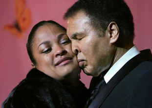 From the book: More Than A Hero: Muhammad Ali's Life Lessons Through His Daughter's Eyes.