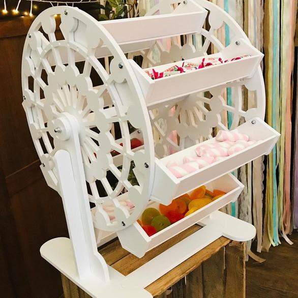 Sweet ferris wheel