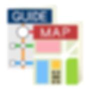 AR ガイドマップ