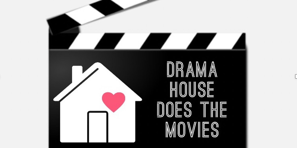 """Drama House Does Movies """"White"""""""