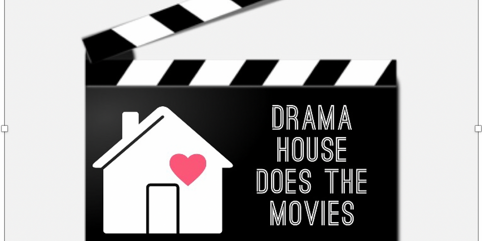 """Drama House Does Movies """"Blue"""""""