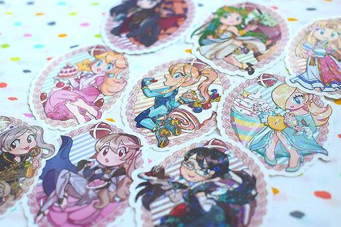 Super Smash Dessert Girls