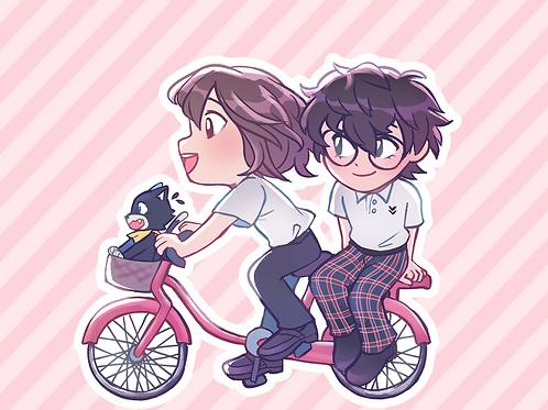 Shuake Bike Ride