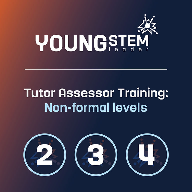 YSLP Tutor Assessor Training (Non-formal levels)