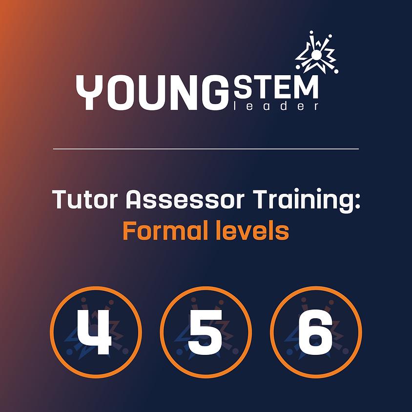 Tutor Assessor Training (Formal levels)