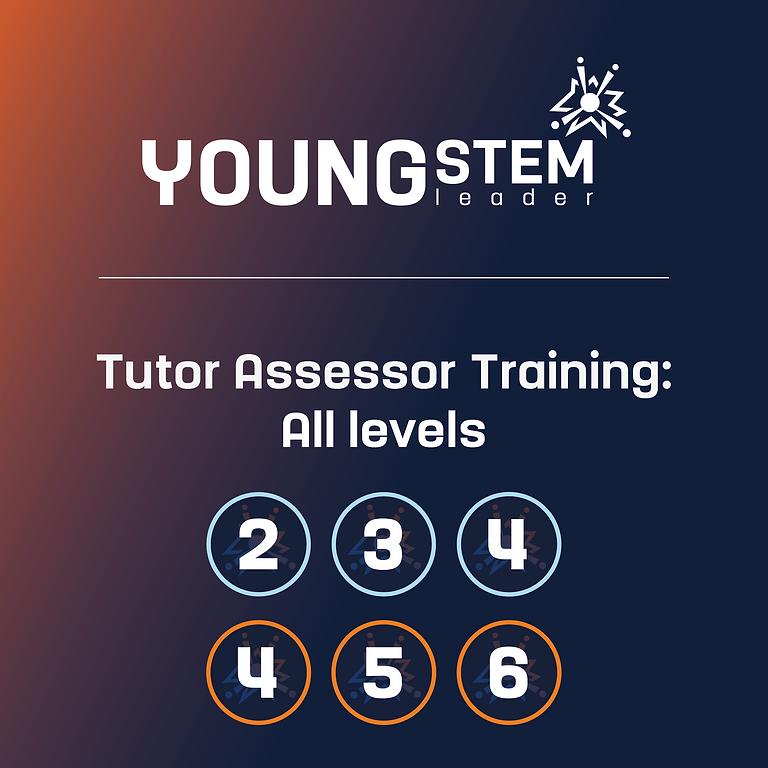 Tutor Assessor Training (All levels)
