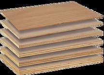 HARDBOARD - SIZE 1220 x 2440 x 1.6 mm. GRADE F