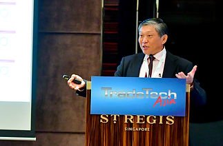 TC speaking at TradeTech Oct2016